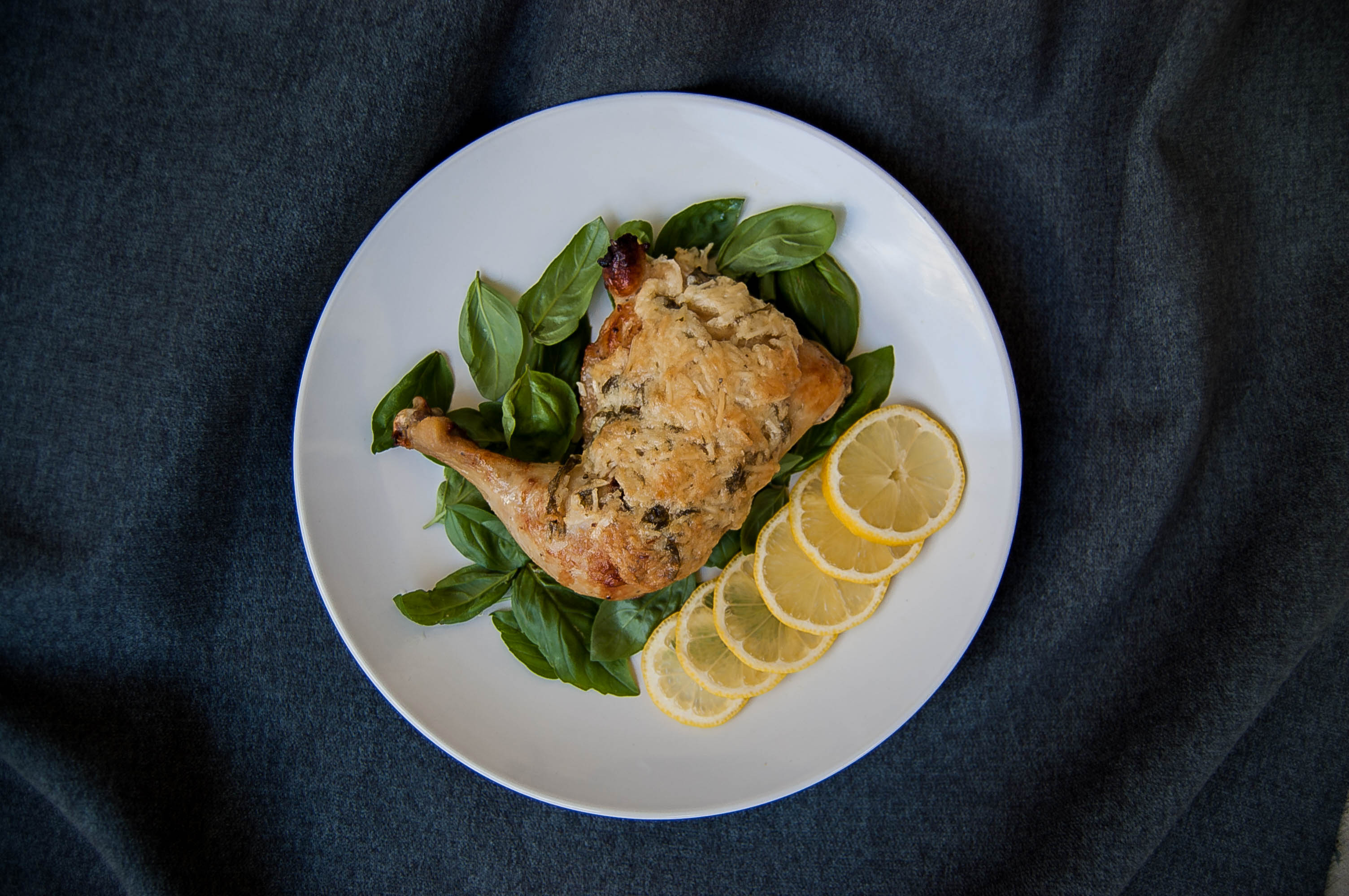 Parmesan Lemon Chicken $13